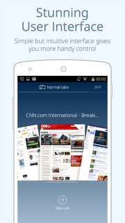 CM Browser Mobile Software