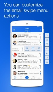 Blue Mail Mobile Software