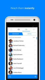 Facebook Messenger Mobile Software
