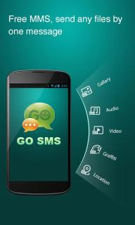 GO SMS Pro Free Apps Mobile Software