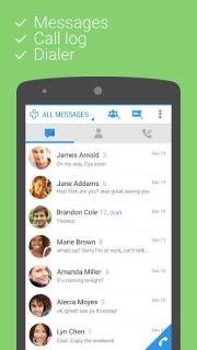 Contacts Plus For Smartphones Apps Mobile Software