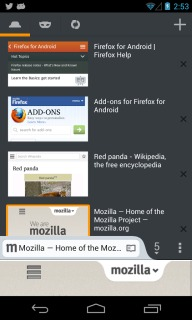 Firefox Beta Free Android Phone Mobile Software