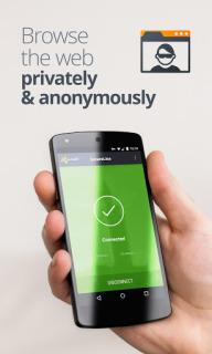 SecureLine VPN Mobile Software