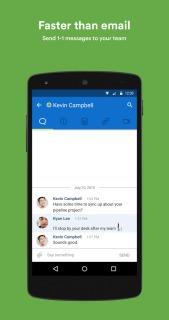 HipChat - Beta Version Mobile Software