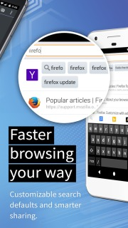 Firefox Browser Fast & Private Mobile Software