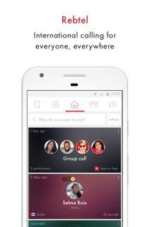 Rebtel Nternational Calling Mobile Software