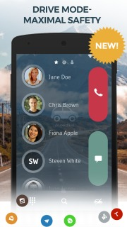 Contacts Phone Dialer And Caller ID Drupe Mobile Software