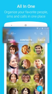 Contacts Plus Mobile Software