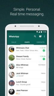 WhatsApp Messenger Free Video And Voice Call Apps Apk Mobile Software
