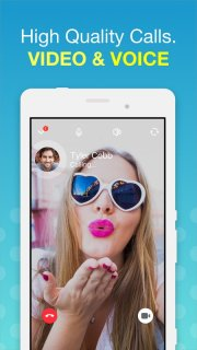 Free Video Calls And Chat Mobile Software