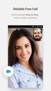 YeeCall HD Video Calls For Friends And Family Mobile Software
