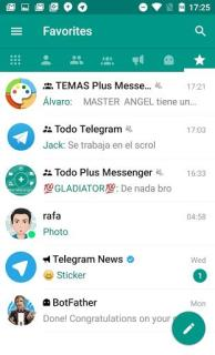 Plus Messenger Android Apps Mobile Software