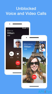 BOTIM Unblocked Video Call And Voice Call Mobile Software