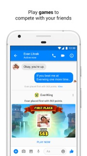 Facebook Messenger Free Smartphone Android Apps Mobile Software