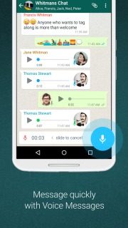 WhatsApp Messenger Free Android Apps Mobile Software