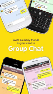KakaoTalk Free Calls And Text Free Android Apps Mobile Software
