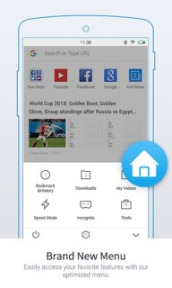 Download UC Browser Mini Tiny Fast Private And Secure Android Apps