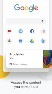 Chrome Browser Mobile Software