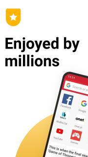 Opera Mini Fast Web Browser Mobile Software