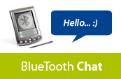 Bluetooth Chat Mobile Software