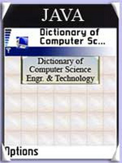 Dictionary Of Computer Science And Technology 1.0 Mobile Software