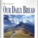 Our Daily Bread November 2007 For Java Phones V1.4.5 Mobile Software