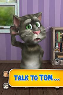 Talking Tom Cat For Android Phones V 2 3.1 Mobile Software