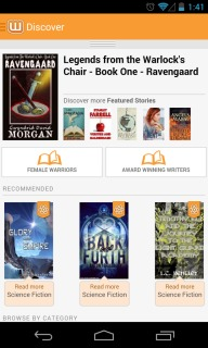 Free Books And Stories  Wattpad For Android Phones V 3.11.10 Mobile Software