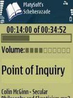 Scheherazade For Symbian Phones V 1.01 Mobile Software
