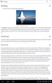 Wikipedia Mobile Software