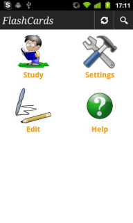 FlashCards Mobile Software