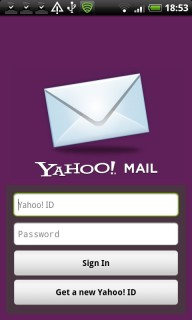 Yahoo! Mail 1.3.9 Mobile Software