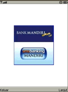 Sms Banking Mandiri 1.2 Mobile Software
