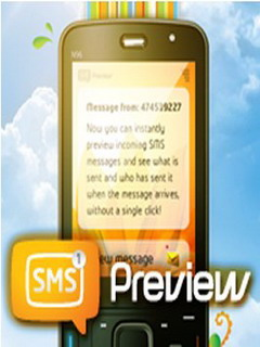 SMS Preview 1.11.04 Mobile Software