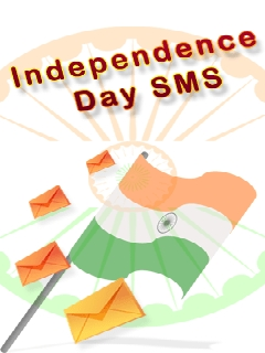 Independence Day SMS Mobile Software