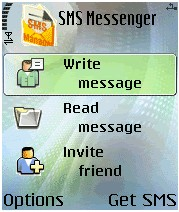 Sms Messenger Mobile For Java Phones V 1.0.4 Mobile Software
