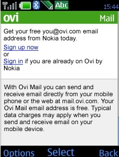 Ovi Mail Beta For Symbian Phones Mobile Software