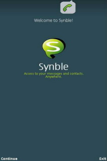 Synble For Symbian Phones V 2.01 Mobile Software