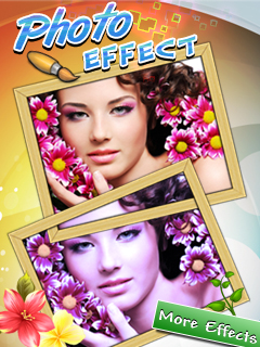 Photo Effect 240X400 Mobile Software