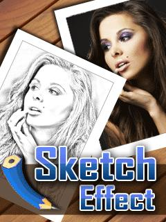 Sketch Effect 240X320 Mobile Software