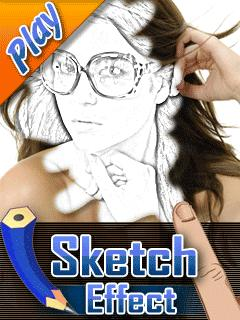 Sketch Effect Play 176X220 Mobile Software