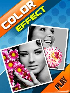 Color Effect 320X240 Mobile Software