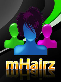 MHair 320x240 Mobile Software