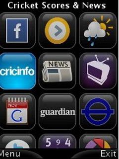 Snaptu Cricket Mobile Software