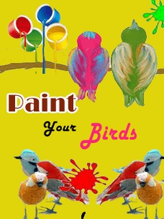 Paint Your Birds Mobile Software