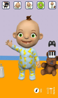 Talking Babsy Baby For Android V2.6 Mobile Software