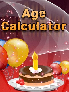 Age Calculator Mobile Software