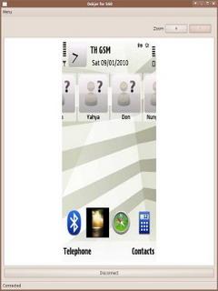Ookjor For Symbian Phones V1.0 Mobile Software