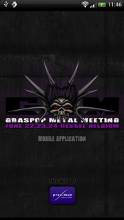 Graspop Metal Meeting For Java Phones V3.1 Mobile Software