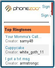 Phonezoo For Symbian Phones V1.0 Mobile Software